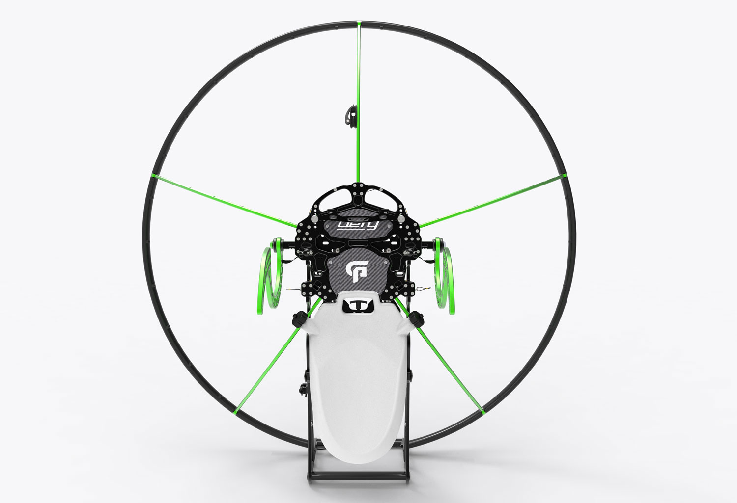 Gravity Paramotors – A Better Way To Fly…